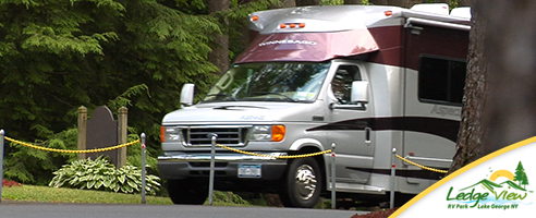 Lake George RV Camping Deals & Specials