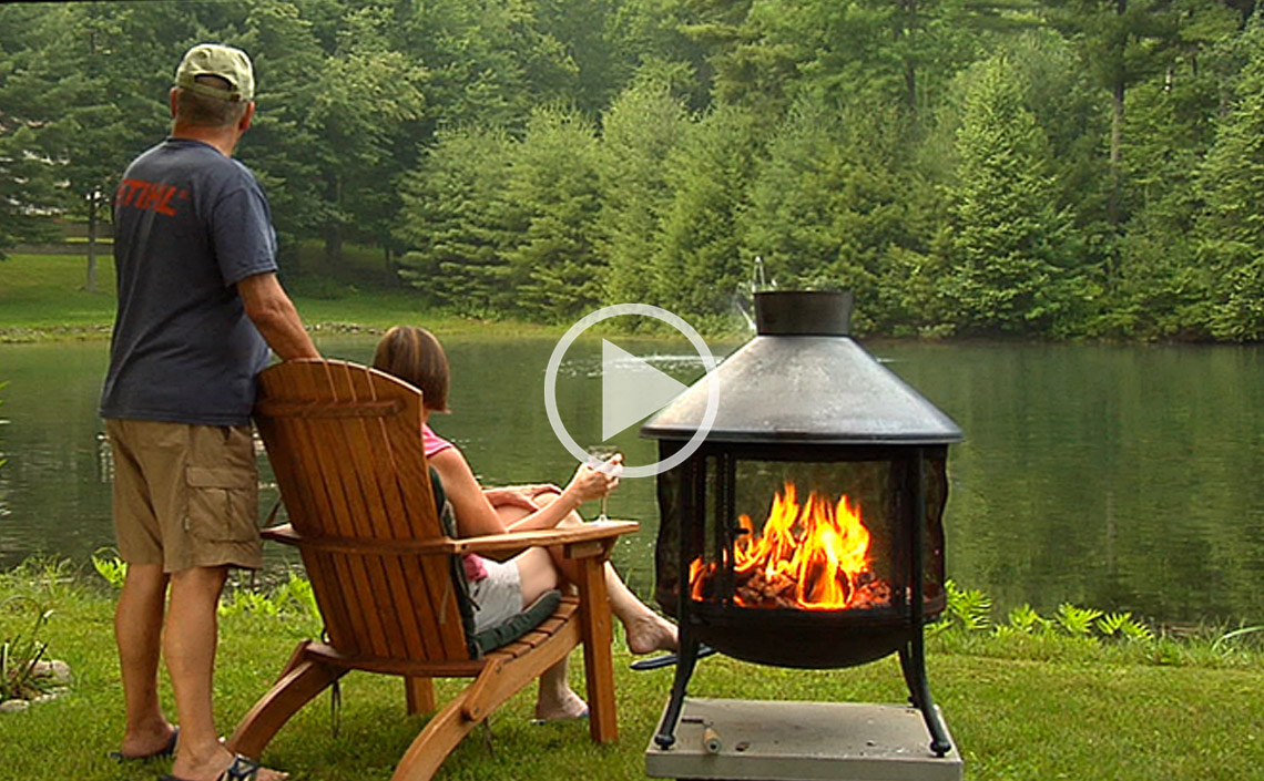Play Video Of Ledgeview RV Park In Lake George NY